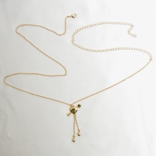 Cupid Arrow Through Heart Waist Chain