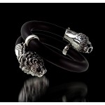 Lion Heads Adjustable Le Cock Ring II