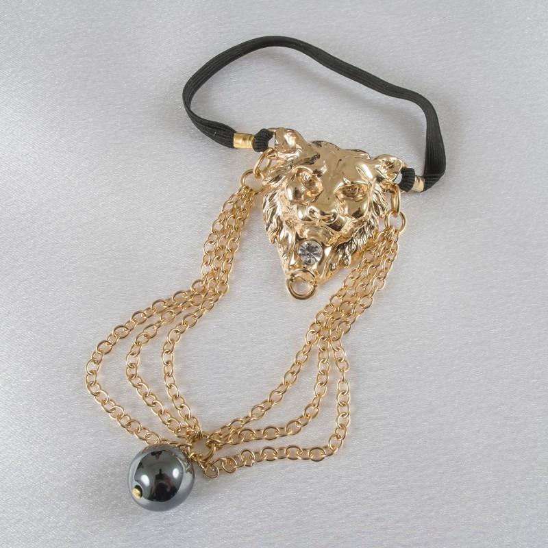 800 Silver Cameo Bracelet